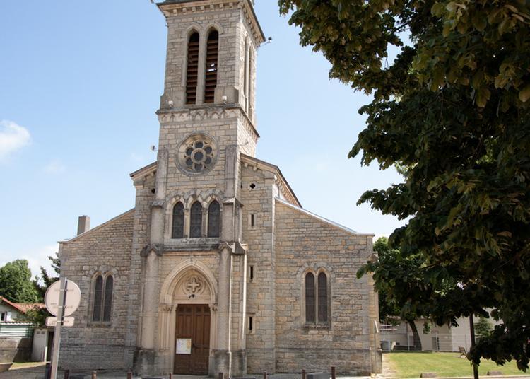 Visite De L'église Saint-pierre De Béligneux à Beligneux