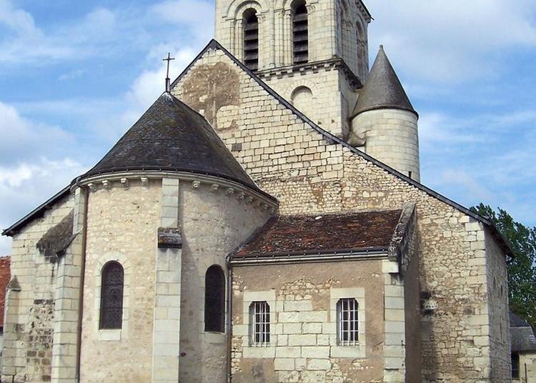 Visite De L'église Saint-pierre Et Saint-paul à Ingrandes