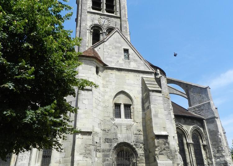 Visite De L'église Saint-pierre-saint-paul De Gonesse