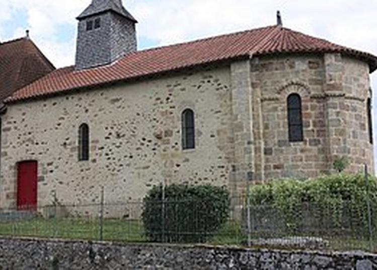 Visite De L'église Saint-symphorien à Auge