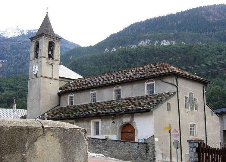 Visite De L'église Saint-thomas-becket, Avrieux