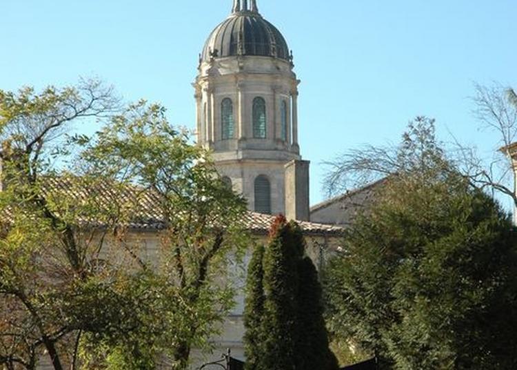 Visite De L'église Saint-vincent De Preignac Et L'orgue