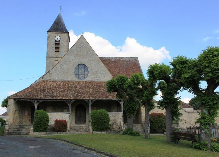 Visite De L'église Saint-vincent Et Saint-sébastien à Bullion