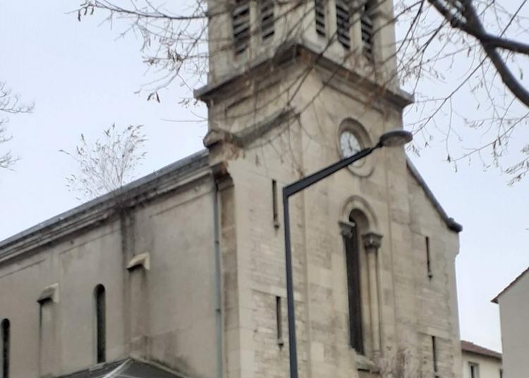 Visite De L'église Sainte-geneviève De La Plaine (saint-denis) à La Plaine saint Denis