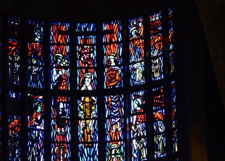 Visite De L'église Sainte-thérèse à Metz