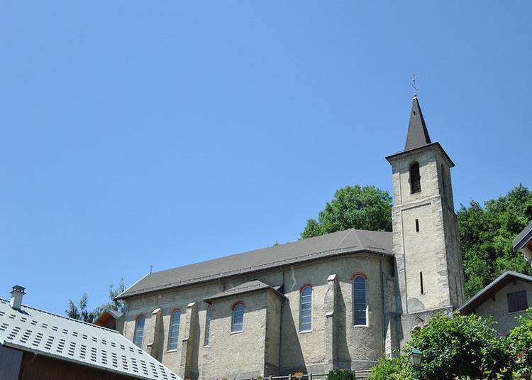 Visite De L'église St Barthélemy Et De La Chapelle à Montsapey