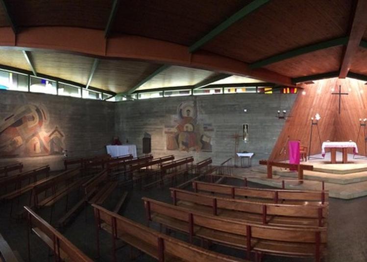 Visite De L'église St Jean-marie Vianney à Saint Martin le Vinoux