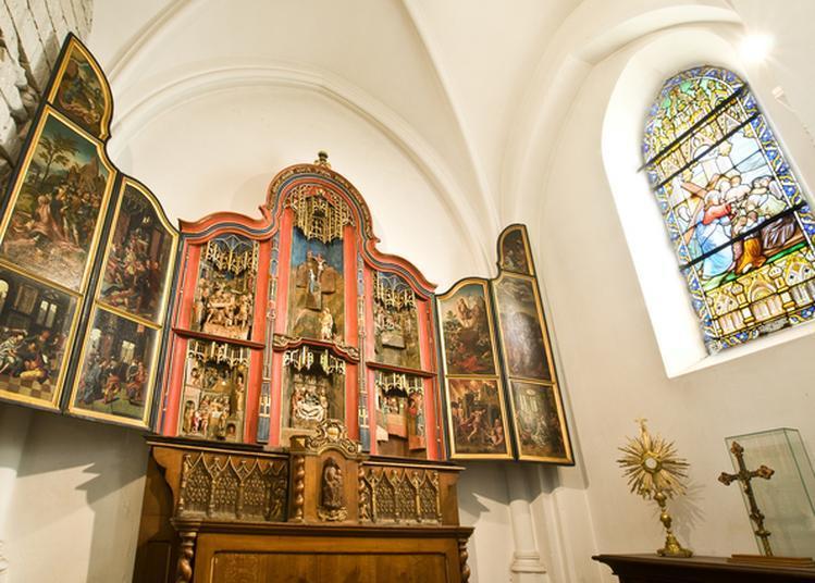 Visite De L'église St Lambert Et De Son Retable à Wattignies