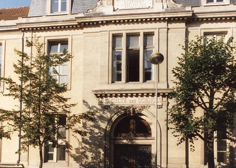 Visite De L'ensic, L'une Des Plus Anciennes écoles D'ingénieurs De Nancy