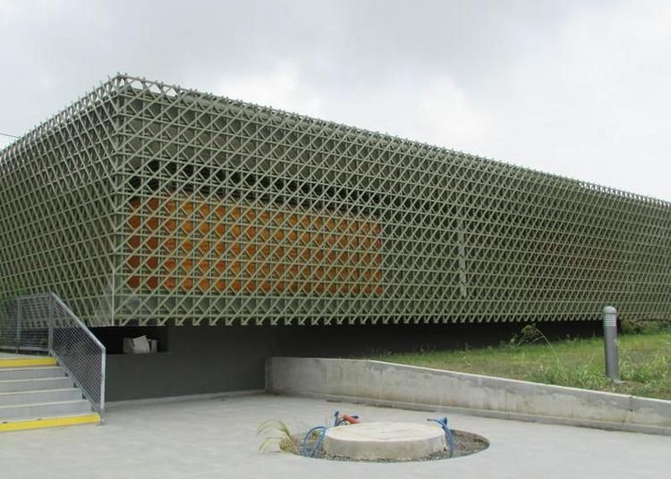 Visite De L'exposition à Petit Canal