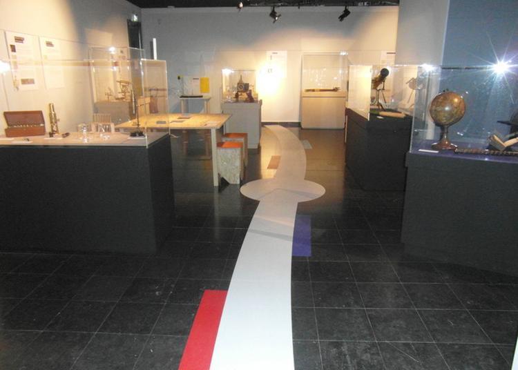 Visite De L'exposition  À La Conquête Des Nouveaux Mondes à Morez