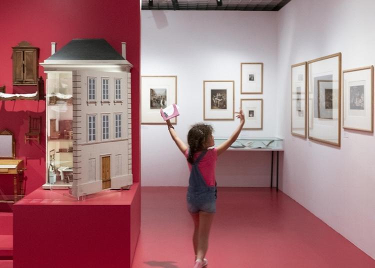 Visite De L'exposition Comme Une Image à Bordeaux