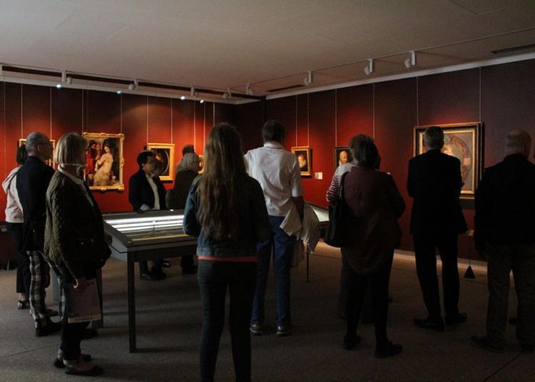 Visite De L'exposition Couples à Epinal
