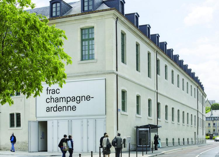 Visite De L'exposition De Tom Ireland à Reims