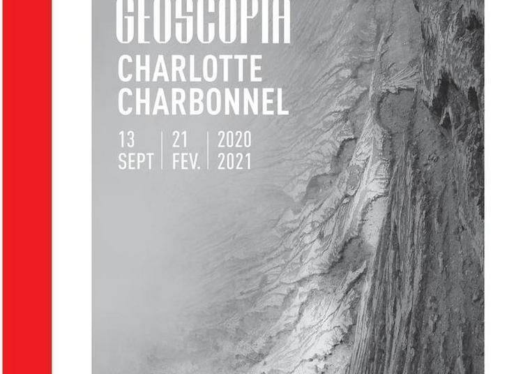 Visite De L'exposition Geoscopia Avec Charlotte Charbonnel à Saint Ouen l'Aumone