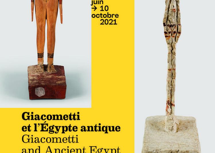 Visite De L'exposition Giacometti Et L'egypte Antique à Paris 14ème