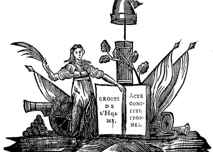 Visite De L' Exposition «antonelle, Un Arlésien Dans La Révolution Française, 1747-1817» à Arles