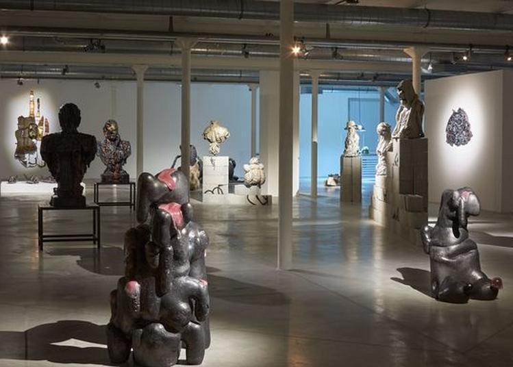 Visite De L'exposition Street Trash à Marseille
