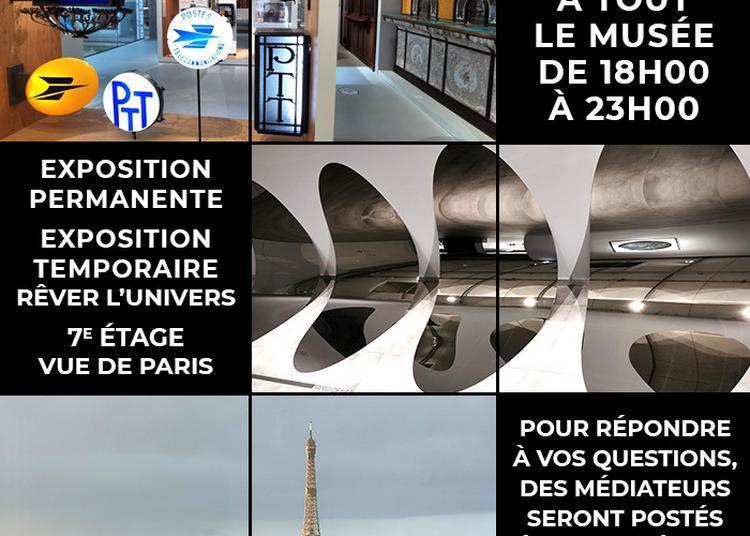 Visite De L'exposition Temporaire Réver L'univers à Paris 15ème
