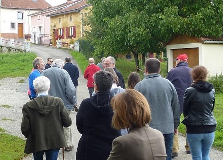 Visite De L'histoire «autrement» à Iré-les-prés à Montmedy