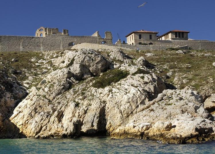 Visite De L'hôpital Caroline (îles Du Frioul) à Marseille