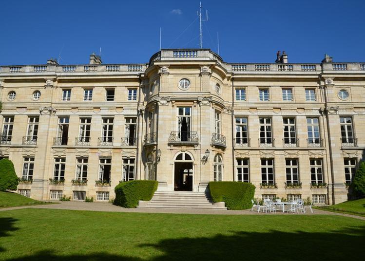 Visite De L'hotel Bouhier De Lantenay - Préfecture De Bourgogne - Franche-comté à Dijon