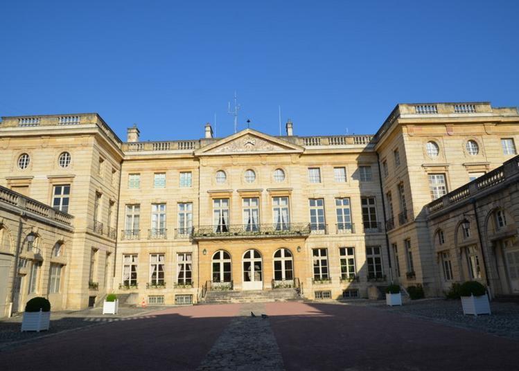 Visite De L'hôtel Bouhier De Lantenay - Préfecture De Bourgogne-franche-comté à Dijon