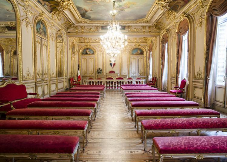 Visite De L'hôtel Cail (mairie Du 8e) à Paris 8ème