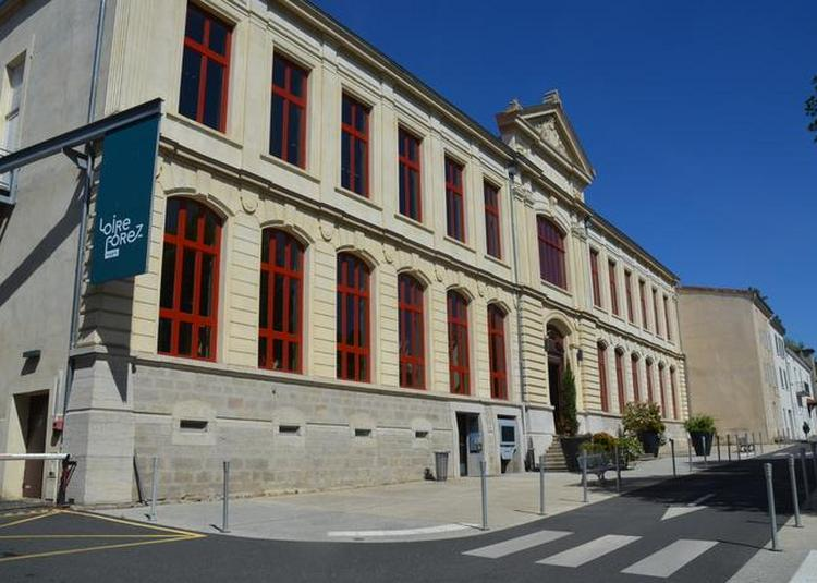 Visite De L'hotel D'agglomération Loire Forez à Montbrison