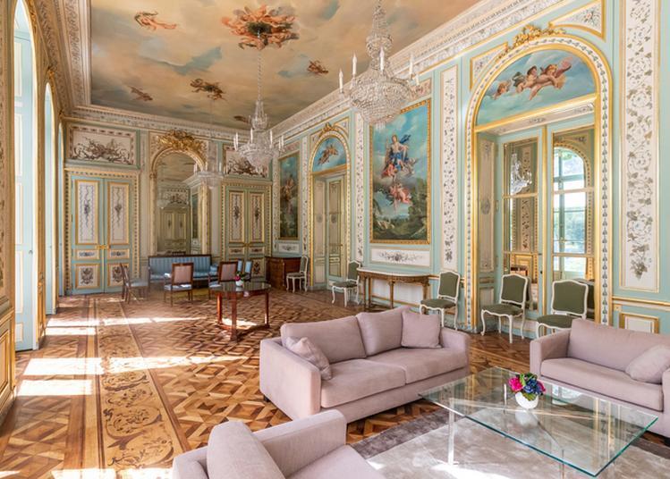 Visite De L'hôtel De Clermont à Paris 7ème
