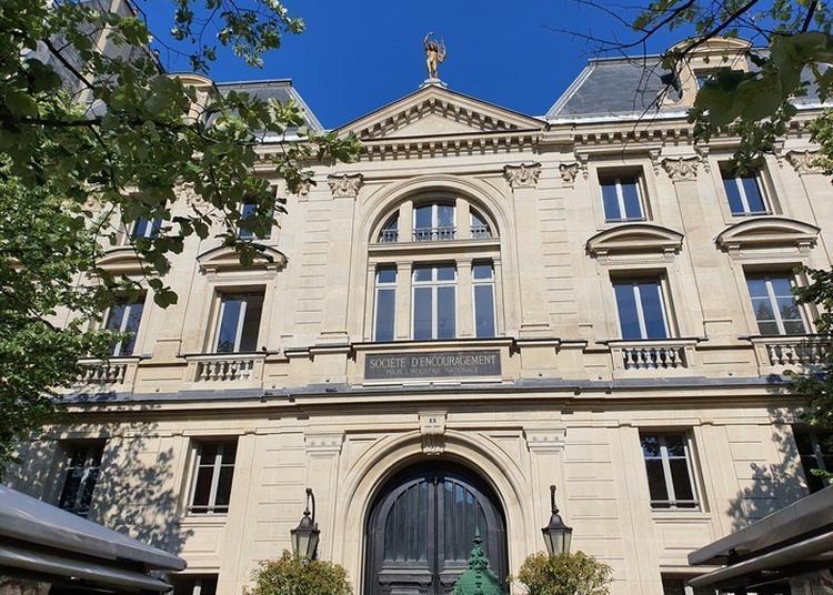 Visite De L'hôtel De L'industrie à Paris 6ème