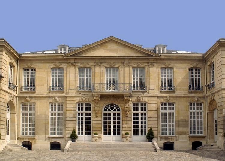 Visite De L'hôtel De Noirmoutier Et Performance Artistique De Joris Delacour, Street-artiste à Paris 7ème
