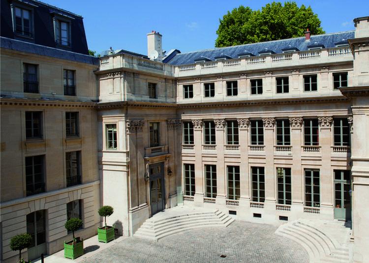 Visite De L'hôtel De Rochechouart à Paris 6ème