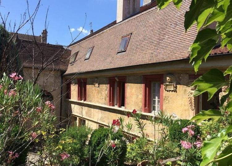 Visite De L'hôtel De Samerey à Dijon