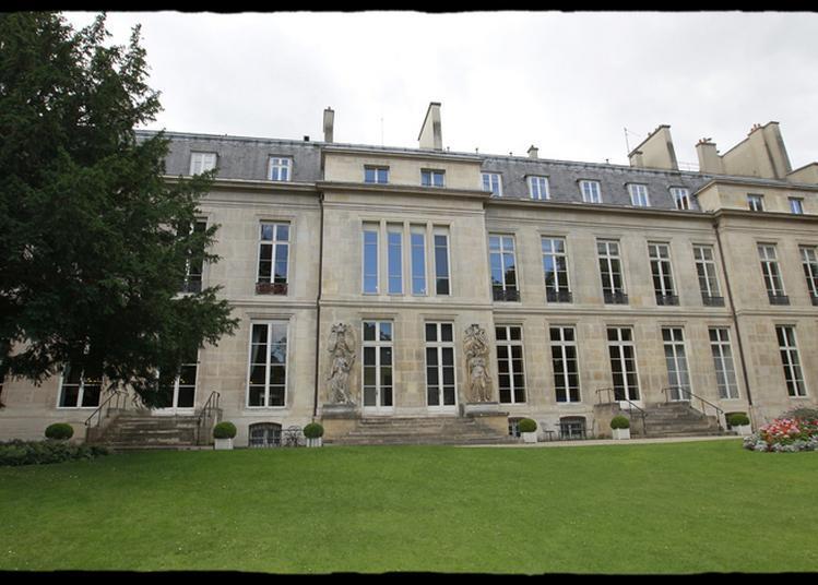 Visite De L'hôtel De Villars à Paris 7ème