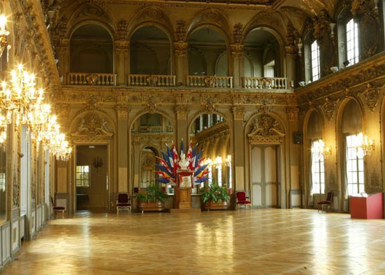 Visite De L'hôtel De Ville à Nancy