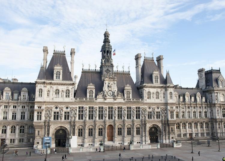 Visite De L'hôtel De Ville à Paris 4ème