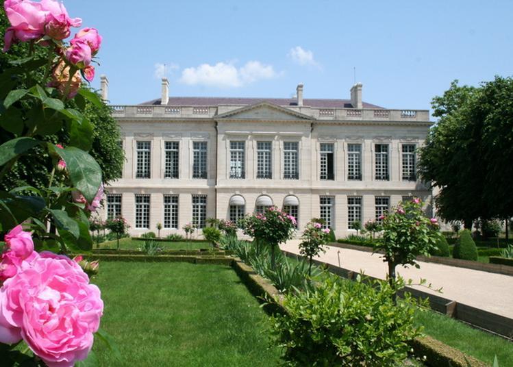 Visite De L'hôtel Des Intendants De Champagne à Chalons en Champagne