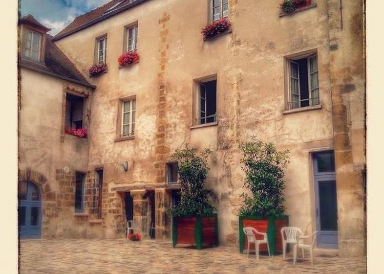 Visite De L'hôtel Du Croissant, Maison Des Arts Et Du Patrimoine à Beaumont sur Oise