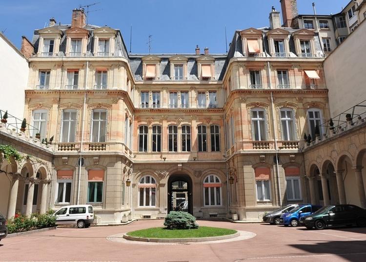 Visite De L'hôtel Du Gouverneur Militaire De Lyon