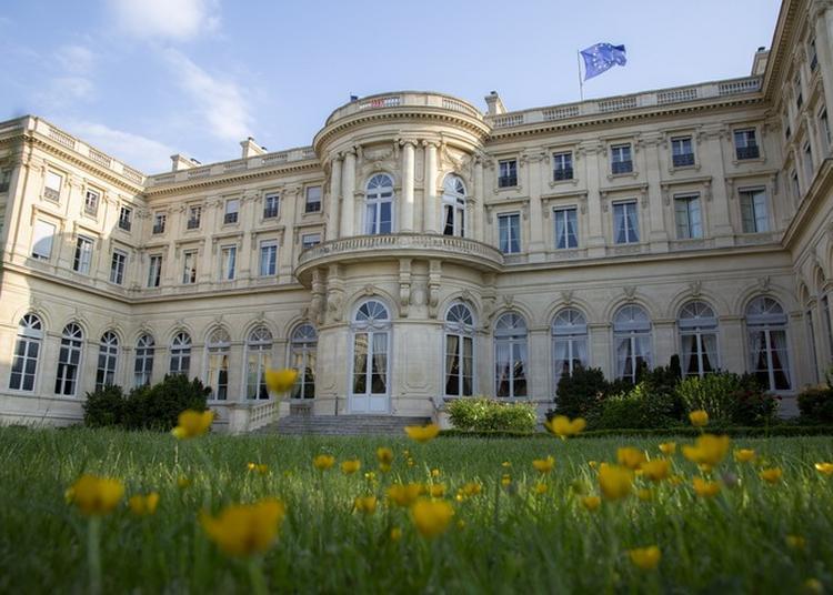 Visite De L'hôtel Du Ministre De L'europe Et Des Affaires étrangères à Paris 7ème