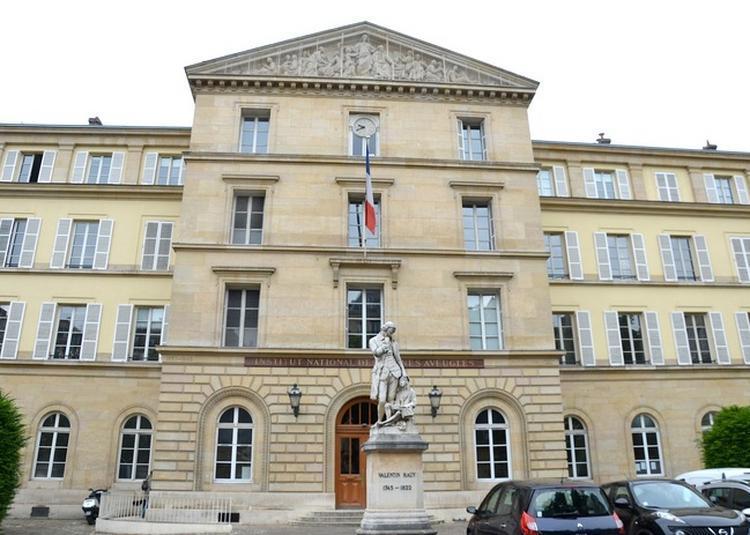 Visite De L'institut National Des Jeunes Aveugles à Paris 7ème