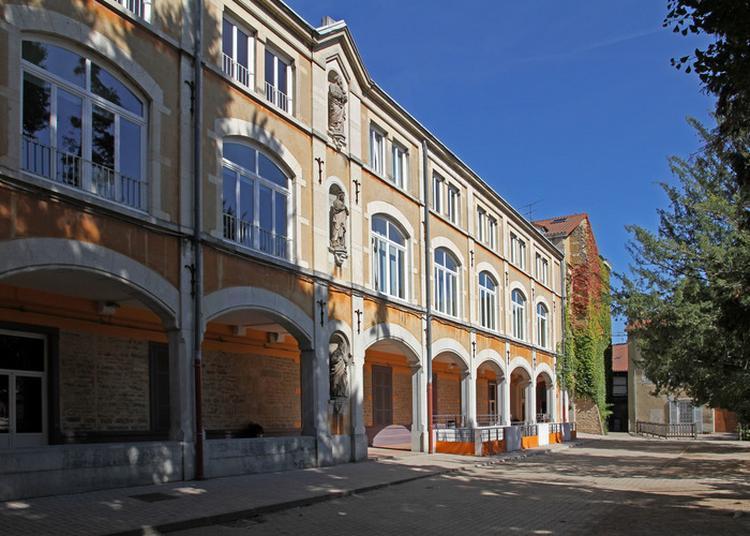 Visite De L'institution Saint Joseph Ancien Couvent Des Dominicains. à Bourg en Bresse