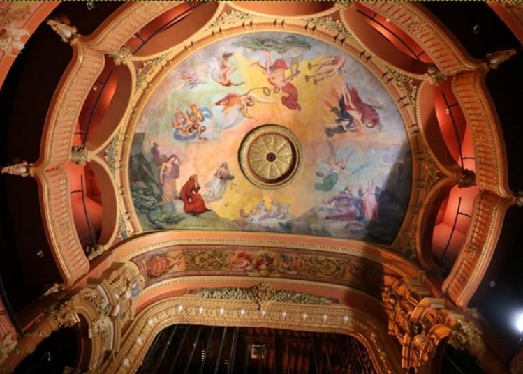 Visite De L'opéra-théatre à Clermont Ferrand