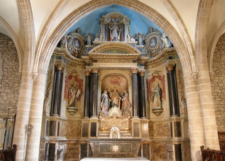 Visite De La Basilique Notre-dame-de-joie à Pontivy