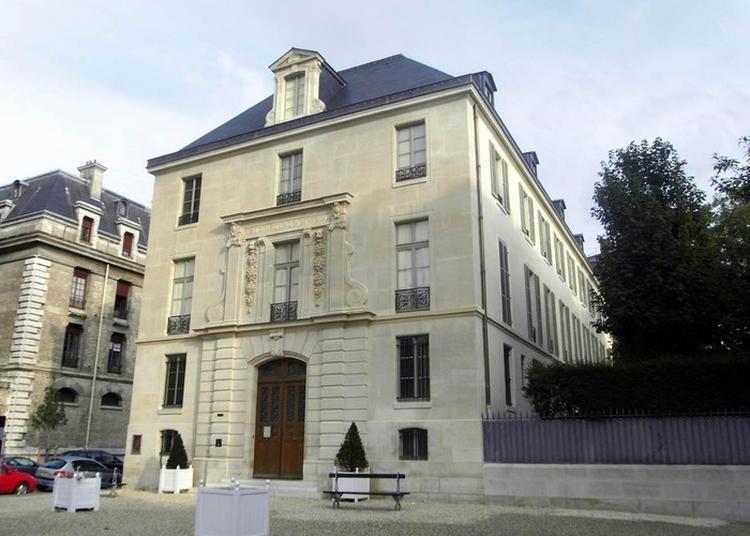 Visite De La Bibliothèque De L'arsenal à Paris 4ème