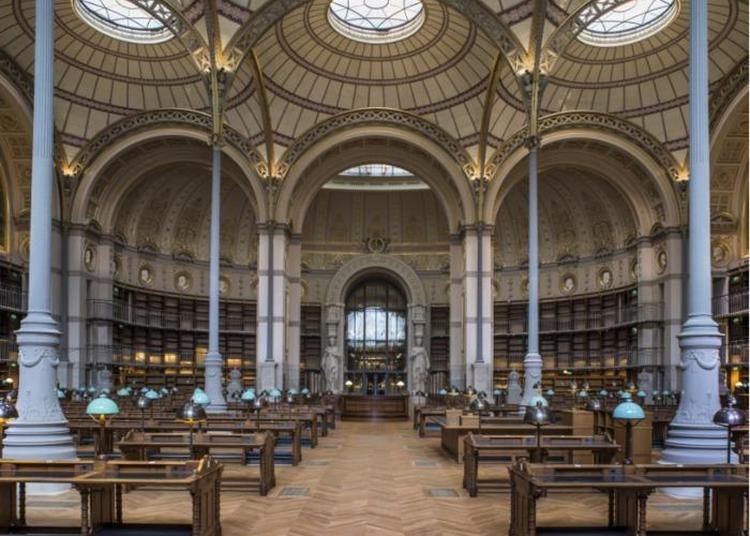 Visite De La Bibliothèque Nationale De France - Site Richelieu à Paris 2ème