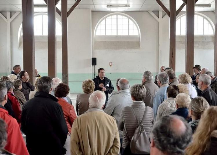 Visite De La Bsmat (citadelle Est) : L'arsenal Et La Manutention à Langres