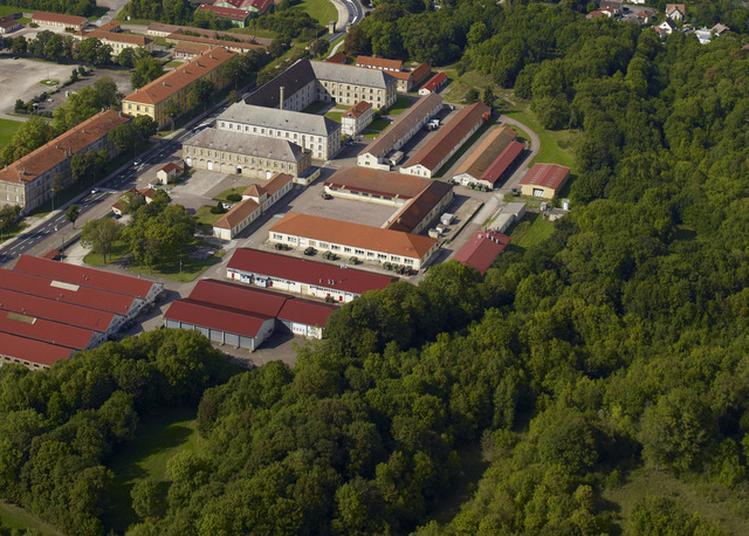 Visite De La Bsmat (citadelle Est) : Poudrières Et Bastions à Langres