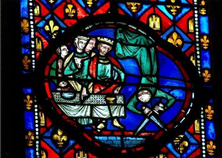 Visite De La Cathédrale à Clermont Ferrand